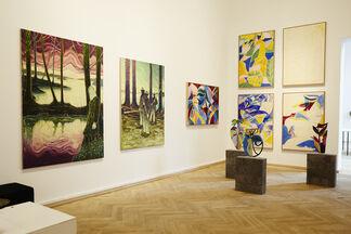 GSB / Gallery Steinsland Berliner at CHART | ART FAIR 2017, installation view
