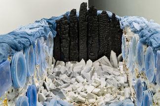 Julie Schenkelberg: Reliquary, installation view