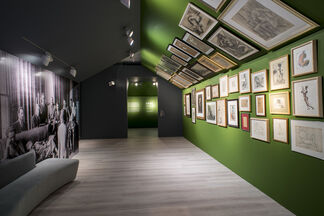 Bare, Naked, Nude: A Story of Modernization in Turkish Painting, installation view
