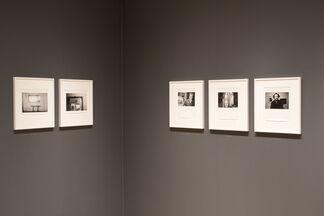 Robert Frank Photographs: Park/Sleep & Partida, installation view
