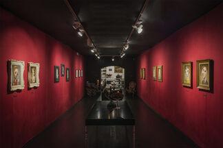 Marion Peck: StraVolti, installation view