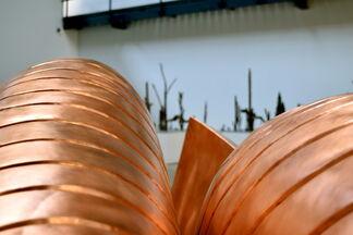 Contrastes, installation view