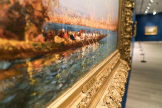 Félix Ziem: Wanderer on the Sea of Light, installation view