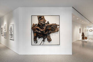 Art of Defiance: Radical Materials, installation view
