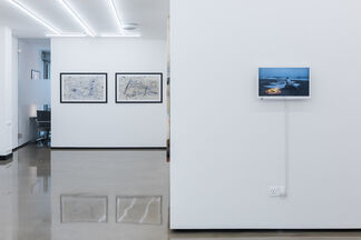 Peter Matthews: In Search of the Sublime, installation view