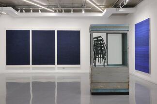 'Die schöne Heimat', installation view