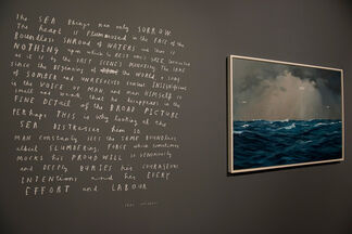 Measuring Land and Sea, installation view