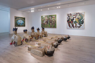 Land of Freedom, installation view