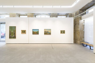 Les Naïfs - André Bauchant et Louis-Auguste Déchelette, installation view
