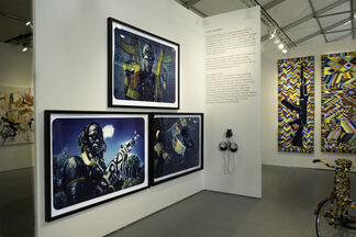 The Rendon at Photo London 2020, installation view