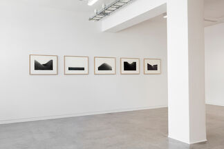 Remembering the oblivion, installation view