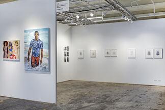 Galerie Sébastien Bertrand at NADA New York 2017, installation view