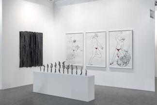 Sabrina Amrani at Artissima 2017, installation view