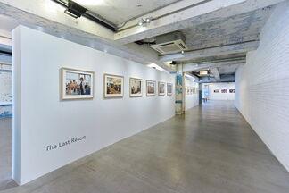Martin Parr, installation view