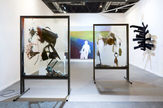 Galerie Jocelyn Wolff at ARCOmadrid 2017, installation view
