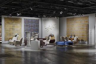 Hostler Burrows at Design Miami/ Basel 2015, installation view