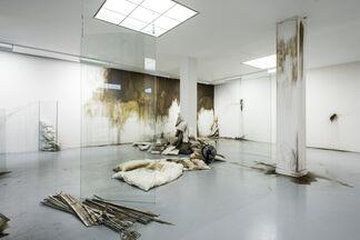 Ricardo Brey: Fuel to the fire, installation view