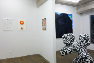 TIDE POOL, installation view