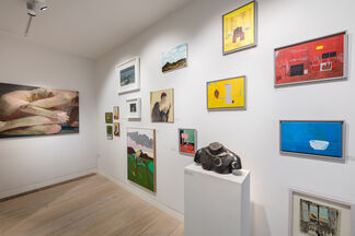 The Long Summer Show, installation view