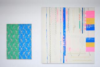Agnes Thurnaeur et Zorka Slagova, installation view