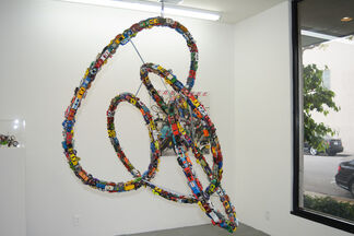 Chambliss Giobbi: American Iron, installation view
