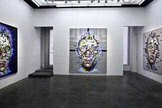 Justin Bower: Panic Room, installation view