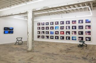 Jonas Mekas: Let Me Introduce Myself, installation view