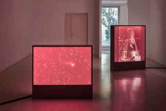 Leigh Orpaz: The Present Continuous, installation view