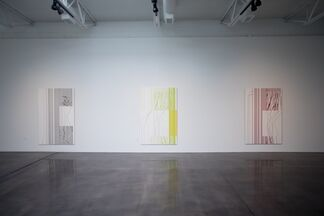 John Pomara: Digital - Hypnosis: Paintings / Photos, installation view