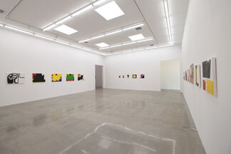 Andrew Masullo: Pretty Pictures and Other Disasters, installation view