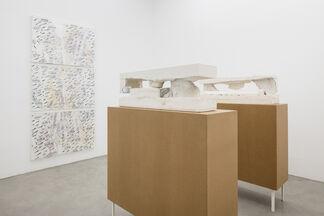 Francesca Minini at Art Basel in Miami Beach 2015, installation view