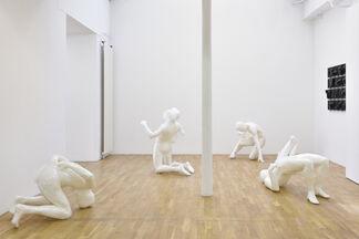 Florent LAMOUROUX   Sèche-pleurs, installation view