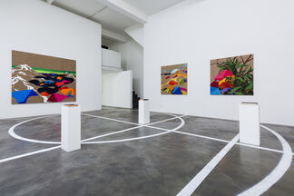 Eske Kath - Arena, installation view