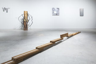 Released Existence on Edges, installation view
