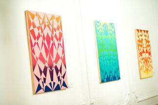 Elemento, cuerpo y objeto - Colectiva No. 1, installation view