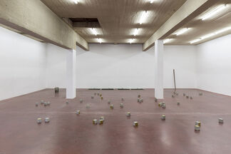 Ariel Schlesinger - Nameless, installation view