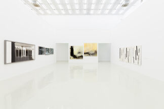 Inward: the Eighth Exhibition of Chinese Abstract Art, installation view