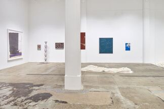Building Material: Process And Form In Brazilian Art, installation view