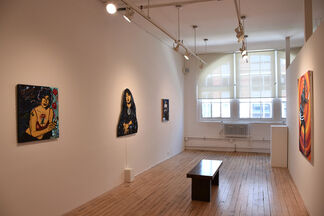 The More Things Change, installation view
