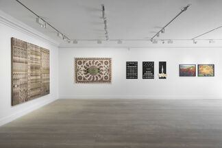 Bahith (seeker), installation view