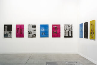 Ribordy Contemporary at miart 2017, installation view