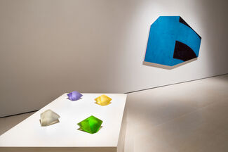 David Row: Elements, installation view