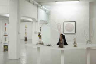 Leonardo Ulian: Tesla remixed, installation view