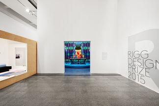 2015 Rigg Design Prize, installation view