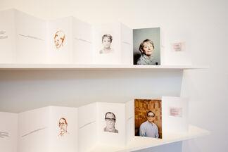 Stéphanie Solinas: Identité, installation view