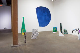 Appropinquation, installation view