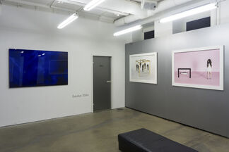 beginings by Tomasz Wysocki, installation view