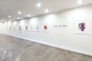 Tasya van Ree: Drawn from Nature, installation view