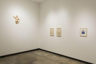 "Akio Takamori: ""The Beginning of Everything"", installation view"
