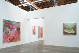 M.A. Peers, installation view